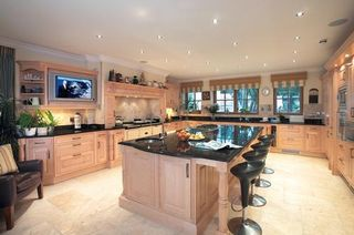 Kitchen-sandbanks