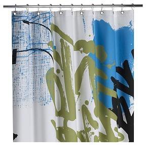 Graffiti-shower-curtain