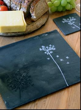 Slate-placemats