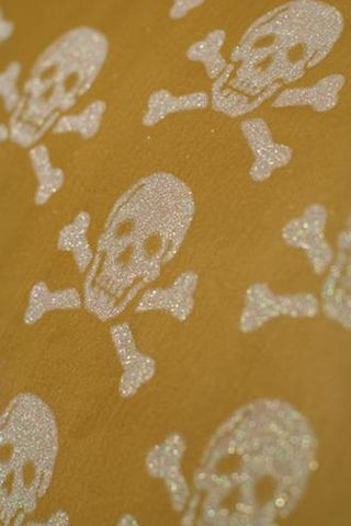 Gold-skull-wallpaper