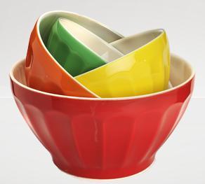 Mixing-bowls