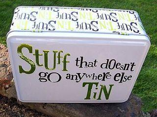 Stuff-tin
