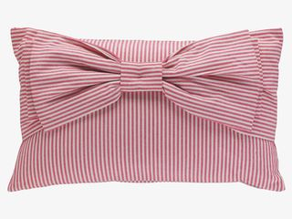 Striped-cushion